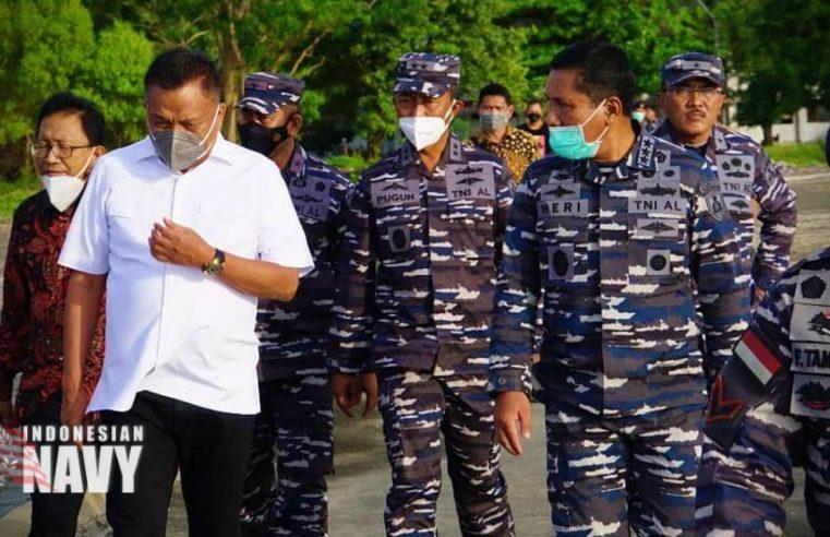 TNI AL BERENCANA BANGUN SATUAN PENDIDIKAN DI SULAWESI UTARA