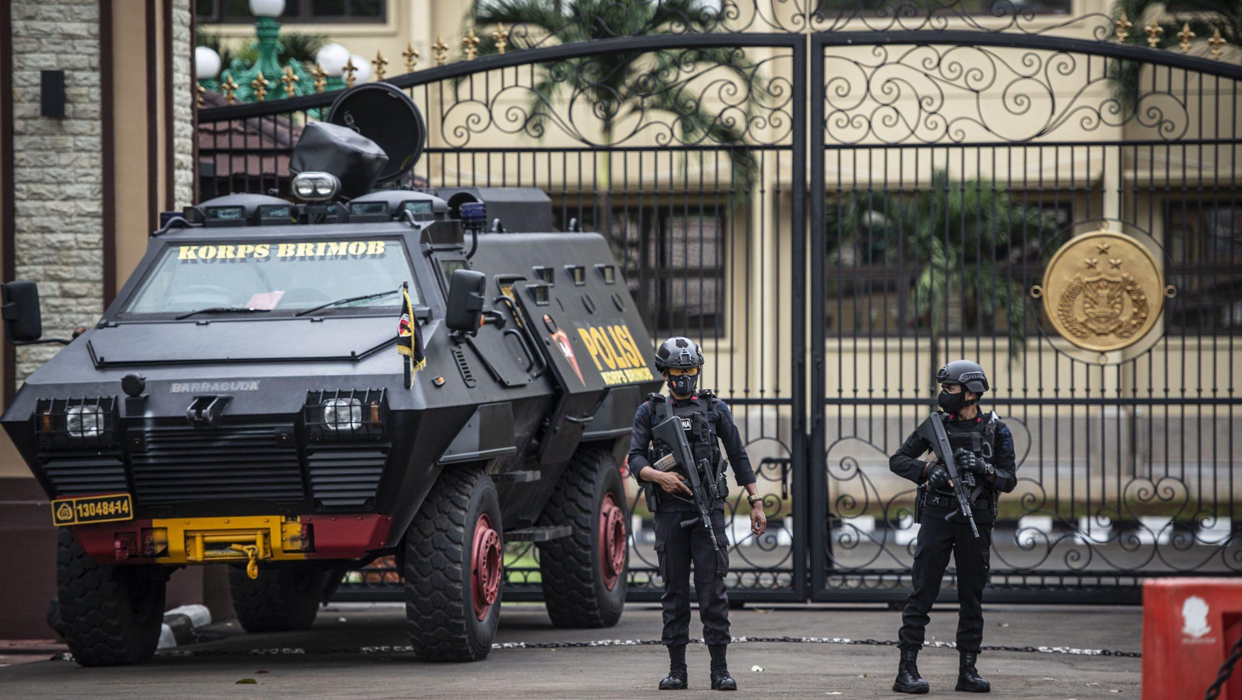 Polri Dituduh Kasus Terorisme Hanya Rekayasa, Direktur Lemkapi Dr. Edi Hasibuan : Ngawur !!