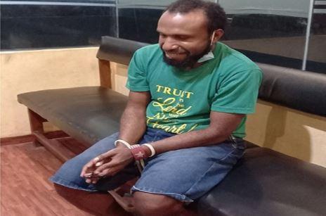 Satgas Oprasi Nemangkawi Tangkap Victor Yeimo Buronan Kasus Kerusuhan di Papua 2019