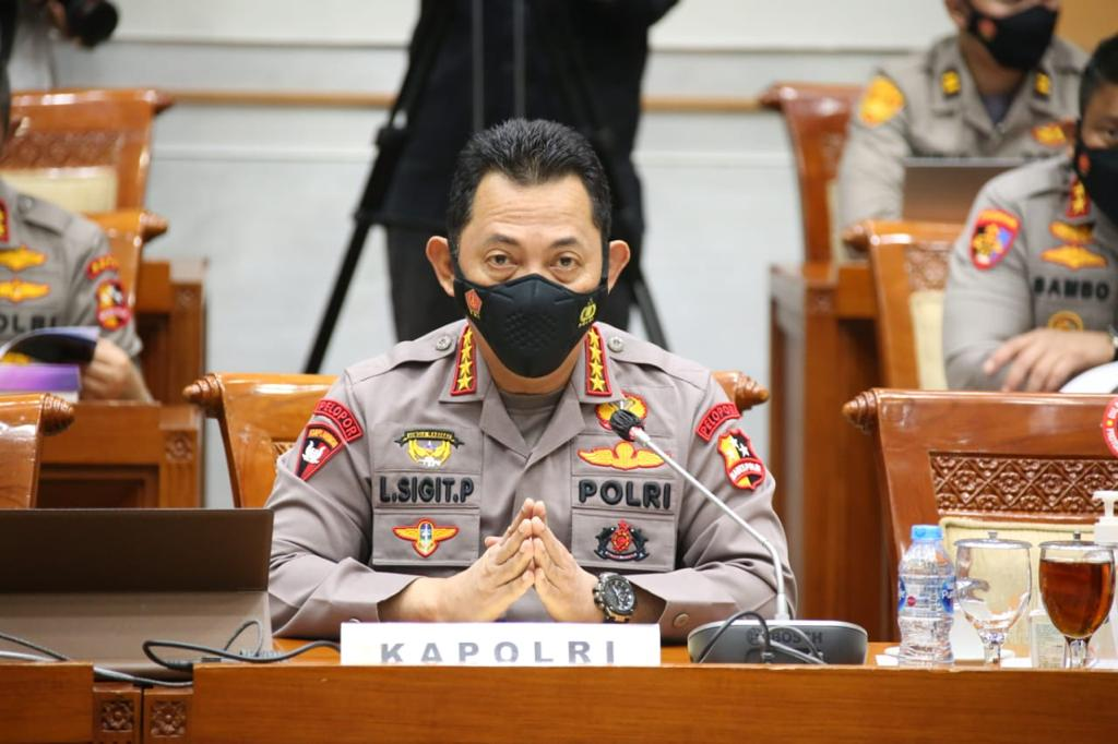 Menuju Perubahan, Komisi III DPR RI Yakin Publik Merasakan Transformasi Organisasi Polri Kearah Modern