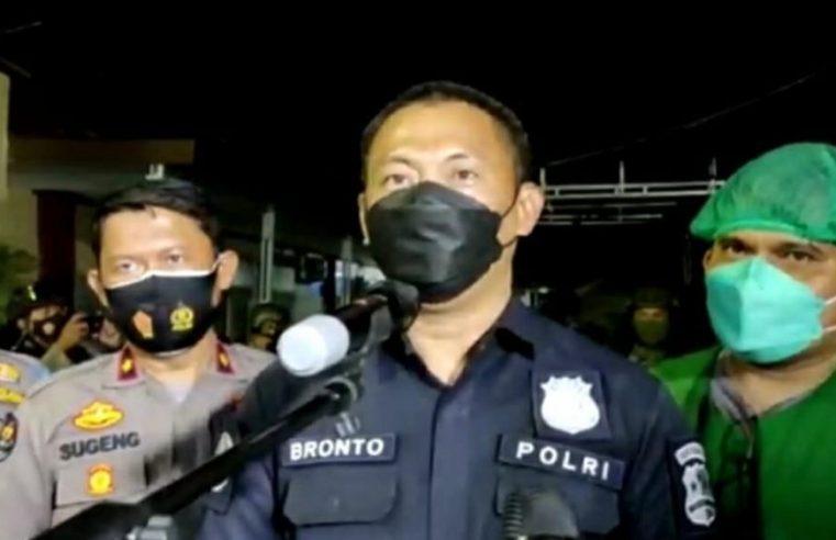 Tim DVI dan Inafis Polda Sulteng Indentisifikasi 2 Orang Jenazah DPO Teroris Poso