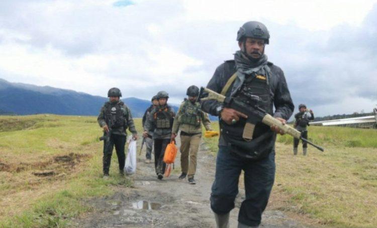 Satgas Nemangkawi Papua Tangkap DPO Teroris Organisasi Papua Merdeka (OPM)