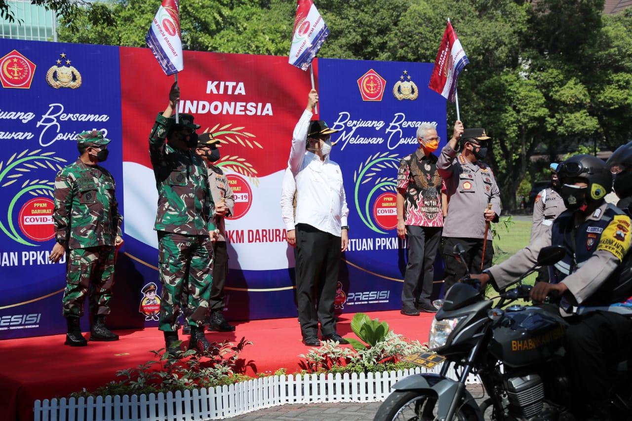 2.500 Ton Beras dan 70.000 Paket Sembako Siap Didistribusikan ke Seluruh Indonesi