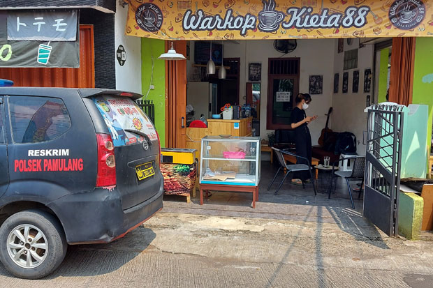 Ringkus Joko S (22) Perampok Kafe di Pamulang, Polisi Endus Jejaknya dari HP