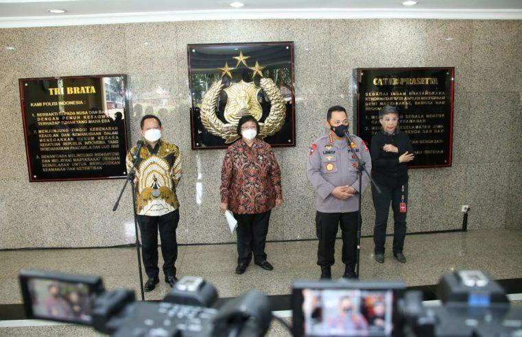 Aplikasi ASAP Polri Akan Dibawa Menteri LHK Siti Nurbaya Menjadi Percontohan di Tingkat Internasional